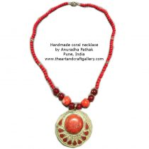 Afghan Coral Necklace _ edited