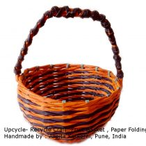 Orange -Purple Basket _1