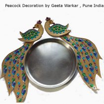 Peacock Decoration 1