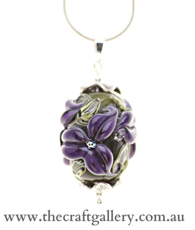 SGP00_62_purple_sage_green_lily_flower_on_sterling_silver_snake_chain_60_also_available_in_pinklime_green_blues_and_red__10706.1410915090.386.513