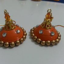 Handmade Light weight Traditional Jhumki